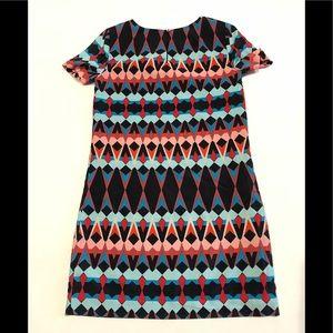 J. Crew Dresses - 🍎 J Crew colorful mini dress 0